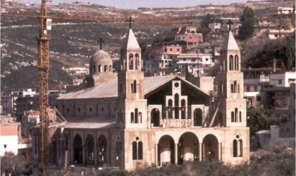 CHURCH HAJJEH- MSAILEH- SOUTH LEBANON  (2004)