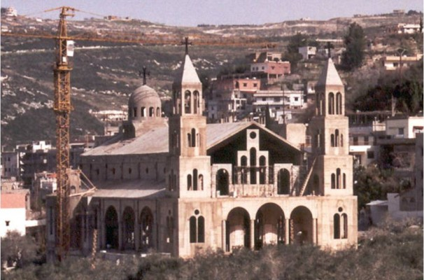 CHURCH HAJJEH-MSAILEH