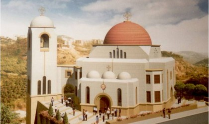 RESURRECTION CHURCH- HAZMIEH  (2004)